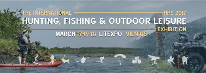 The International Hunting, Fishing And Outdoor Leisure Exhibition HHS 2017 – Wilno, 17-19.03.2017